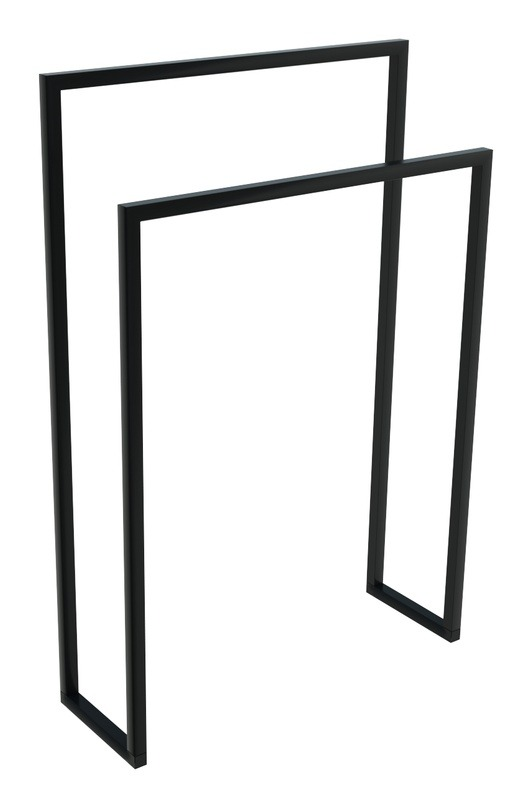 URUZ II Steel - Gantungan Handuk - Frontal View